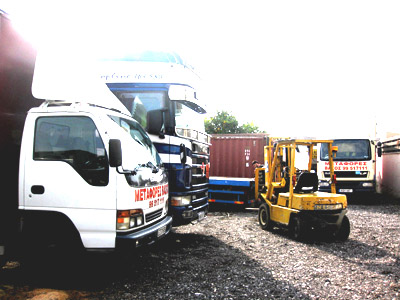 Limassol port transfers, transports
